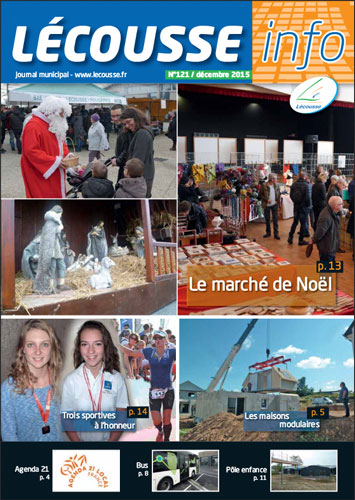 Couverture bulletin municipal